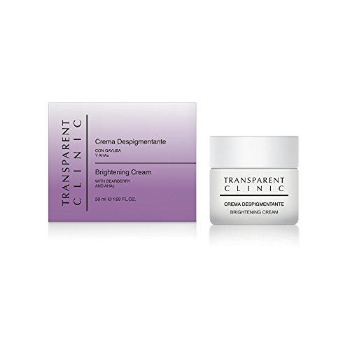 Transparent Clinic - Crème Dépigmentante 50ml