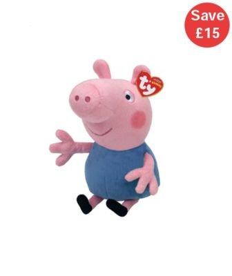 """George Pig - (Peppa Pig) - 41cm 16"""""""