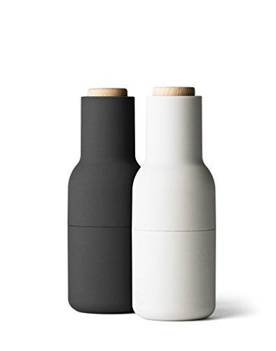 Menu - Bottle Grinder Classic Mühlen-Set - grau - Norm Architects