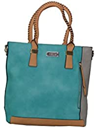 Senora Handbag For Women (Colour-Green)