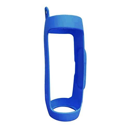 Silikon Hülle für JBL Charge 4, 7Lucky Silicone Case Cover Schlinge Tasche für JBL Charge 4 (Blau)