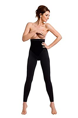 TESPOL Figurformender und komfortabler Damen-Shaping-Body Seamless Made in Italy