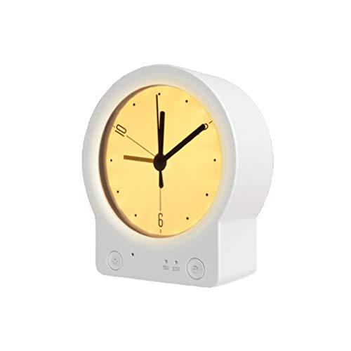 30' Einstellen (USB Lade Fernbedienung Wecker Licht, Student Schlafzimmer Timer Schlafen Touch Aufwachen Lampe, Kreative Mode Geschenk Dekoration Nachtlicht,Ordinary)
