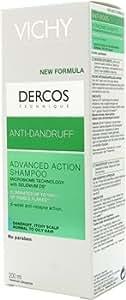 Vichy Anti Dandruff Treatment Shampoo