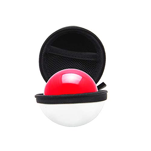 MAMaiuh Tragetasche Schutzhülle Torage Box Hard Portable Travel Case Game Bag with Keychain for Nitendo Switch Poke Ball, rot 83 Hard Case