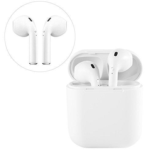 Wireless Headset, i8-tws Stereo Bluetooth Headset mit Ladegerät, Apple iPhone 88PLUS 77plus 6S Lautsprecher Samsung Galaxy S7S8Smartphone Android iOS