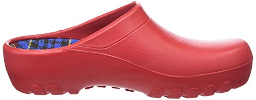 Jolly - Jolly Fashion Clog, Sneakers da uomo Rosso (Rot)