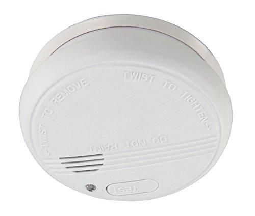 McPower Rauchmelder KD-133A, geprüft gemäß EN14604