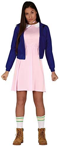 Fancy Me Damen 80er Jahre 80er Jahre Telepathisches Mädchen TV-Serie Halloween Kostüm Outfit UK 10-16, UK 14-16 (US 10-12)