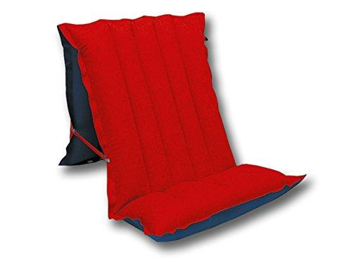 Wehncke Campingbedarf Sitz-Liegematratze Baumwolle, 78032 , 198x72x8 cm -
