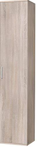 WILMES 40149-80 0 80 Mehrzweckschrank Holzwerkstoff, sonoma eiche, 39 x 40 x 178 cm