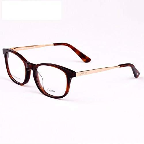 YLZERO Optische Rahmen Lesebrille Männer Und Frauen Verschreibungspflichtige Brillen Rahmen Feminino Brillen Rahmen