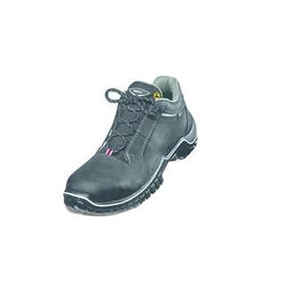 Uvex 6983.8–10+ Motion Licht Sicherheit Schuh, S2, EU 45, Größe 10.5, schwarz