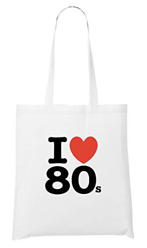 Certified Freak Love 80s Bag White