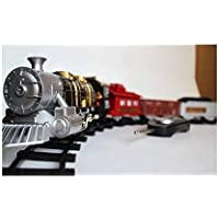 Swadhin Remote Controlled Choochoo Classical Train and Track Set with Real Smoke