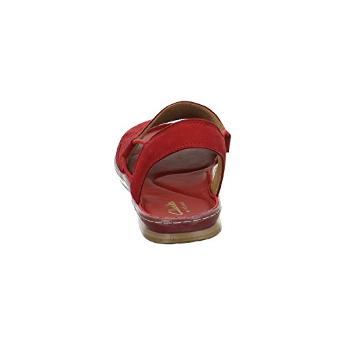 Sarla Cadence - Red Nubuck Rot