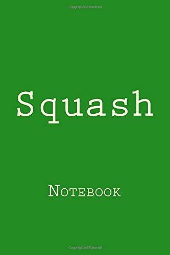 Squash: Notebook