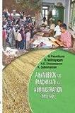 A Handbook for Panchayati Raj Administration (Tamil Nadu)