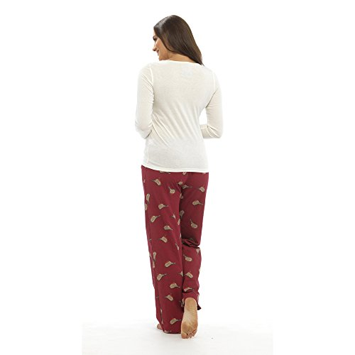 Foxbury - Ensemble de pyjama - Femme red