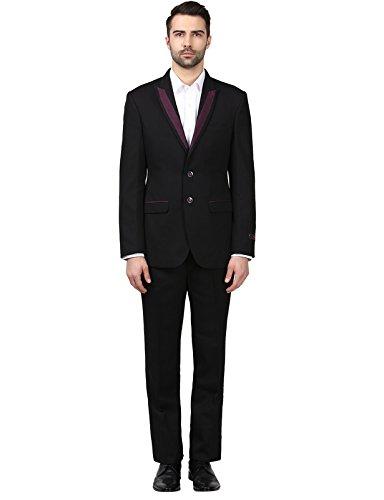 Raymond Dark Maroon Suit