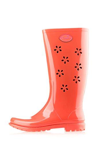 MEI - Stivali di gomma Donna Orange