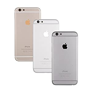 Set Gehäuse Backcover Akkudeckel inkl alle Tasten mit Werkzeug für Apple iPhone 6