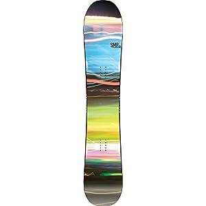 Nitro Snowboards Herren SMP '19 All Mountain Snowboard Freestyle Freeride Board
