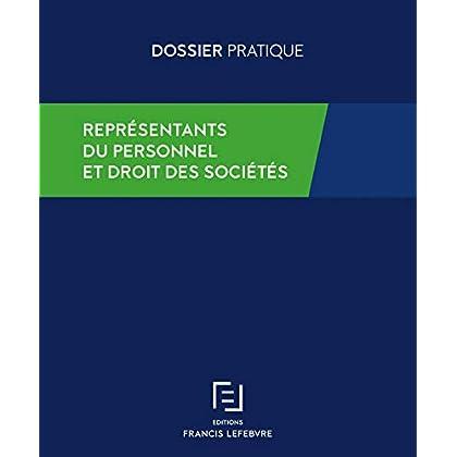 Droit des sociétés et représentants du personnel