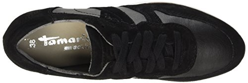 Tamaris 23628 Damen Sneakers Schwarz (BLACK/BLACK 056)
