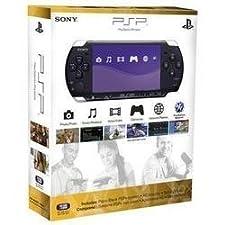 PSP PSP本体(PSPー3001)ピアノ・ブラック【海外北米版】