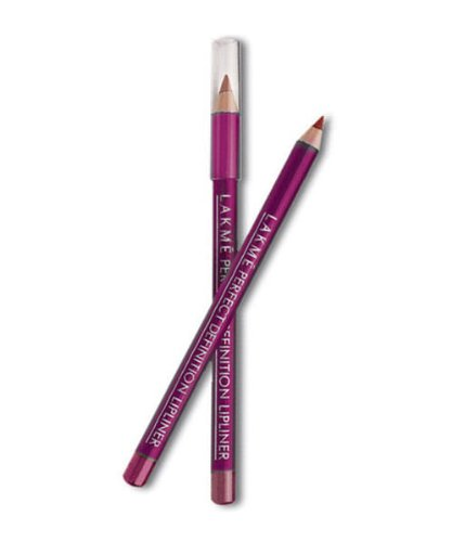 Lakme Perfect Definition Lip Liner, Walnut, 1.15g