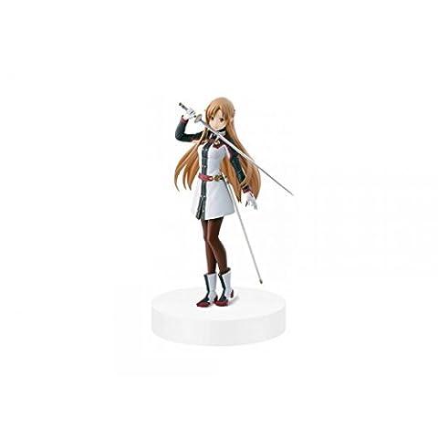 Banpresto - Figurine Sword Art Online - Asuna Ordinal Scale 17cm - 3296580259526