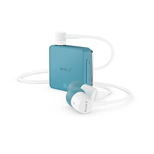 Sony Stereo Bluetooth Headset SBH24 blau (Sony Bluetooth Stereo Headset)