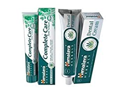 Himalaya Complete Care Toothpaste With Dental Cream- Combo Set