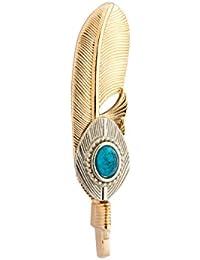 Knighthood Golden Metal Lapel Pin for Men