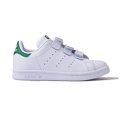 size 40 68cdd 8e350 adidas Originals Stan Smith CF, Scarpe da Ginnastica Unisex – Bambini