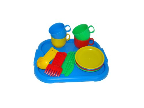 wader-jiffy-tableware-toy-set-and-tray-for-four