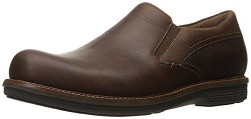 Dansko Men's Jackson Slip-On Loafer, Brown Pull up, 45 EU/11.5-12 M US