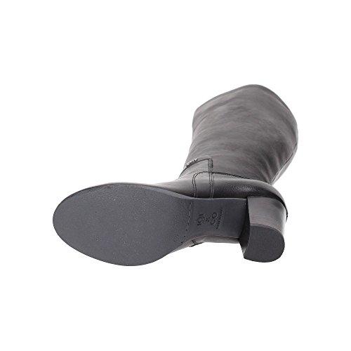 Igi&Co 48720 Stiefel Damen Leder Schwarz