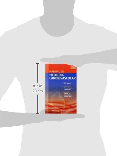 Zoom IMG-2 manual de medicina cardiovascular of