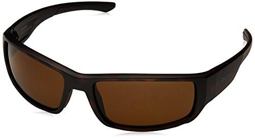 Smith Herren SURVEY/S SP N9P 60 Sonnenbrille, Matt Havana/Gd Gold,