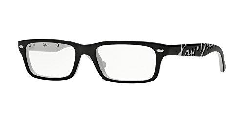 ray-ban-bimbo-ry-1535-geometriques-acetate-enfant-black-white3579-46-16-125