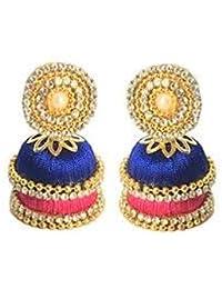 90ed96790 Jhumki Women's Earrings: Buy Jhumki Women's Earrings online at best ...