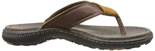 Timberland Men s Hollbrook FTP EK Hollbrook Flip Thong Sandals Brown Brown 7 5 UK 41 5  EU