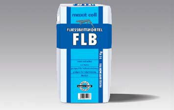 maxit coll FLB - Fließbettmörtel, 25kg