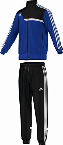 adidas Herren Trainingsanzug Tiro 13, Schwarz/Blau, XL, Z20613 Tiro 13 Training
