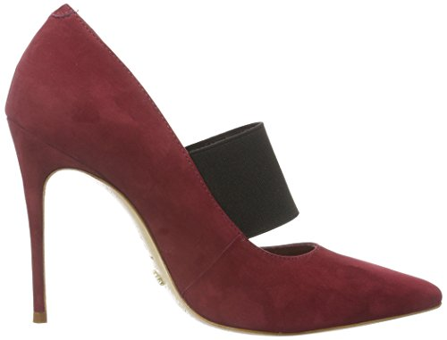 Schutz Damen Stilleto Pumps Rot (RED WINE)