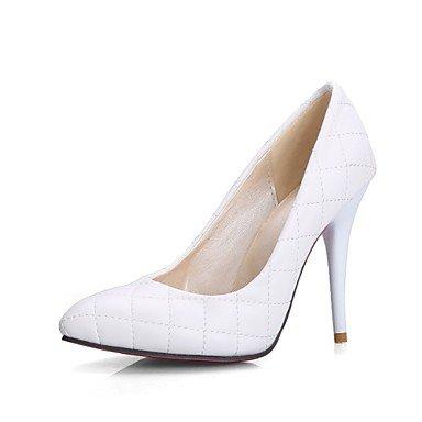 Zormey Women'S Shoes Stiletto Heel/Schuhe Heels Party & Amp Abend-/Kleid Schwarz/Wei? US4-4.5 / EU34 / UK2-2.5 / CN33