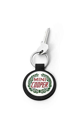 27 Mini-anhänger (Original MINI Vintage Logo Keyring Schlüsselanhänger Anhänger)
