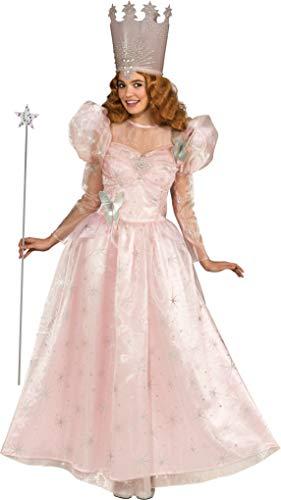 Rubie 's Offizielles Glinda die Gute Hexe Zauberer von Oz Kostüm für Erwachsene Medium (Dorothy Zauberer Von Oz Kostüm Für Erwachsene)